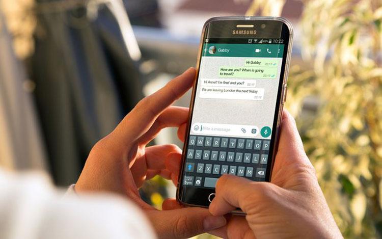 WhatsApp limita reenvios para 5 destinatários