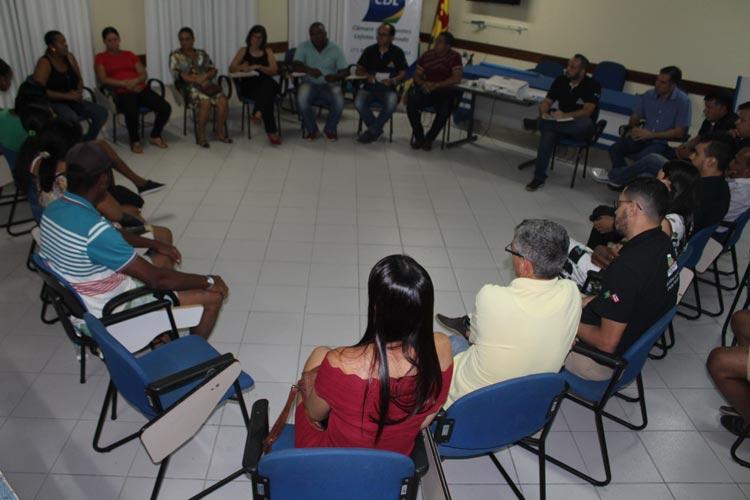 Conseg inicia atividades em 2020 ouvindo comunidade e projetando sala Maria da Penha em Brumado