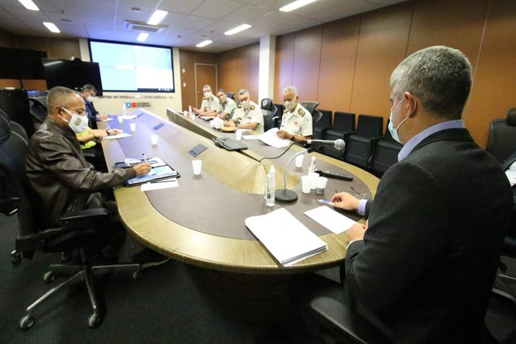 Feira de Santana e Vitória da Conquista contarão com 3 mil policiais e bombeiros no 2º turno das eleições