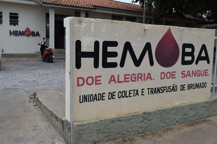 Brumado: Hemoba dispensa doadores devido à falta de bolsa de coleta de sangue