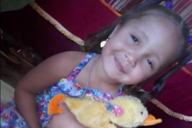 Menina de quatro anos morre após ser atropelada na frente de sua casa em Igaporã