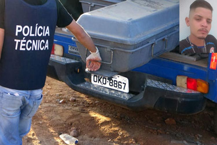 Homem morre em confronto com a polícia na cidade de Presidente Jânio Quadros