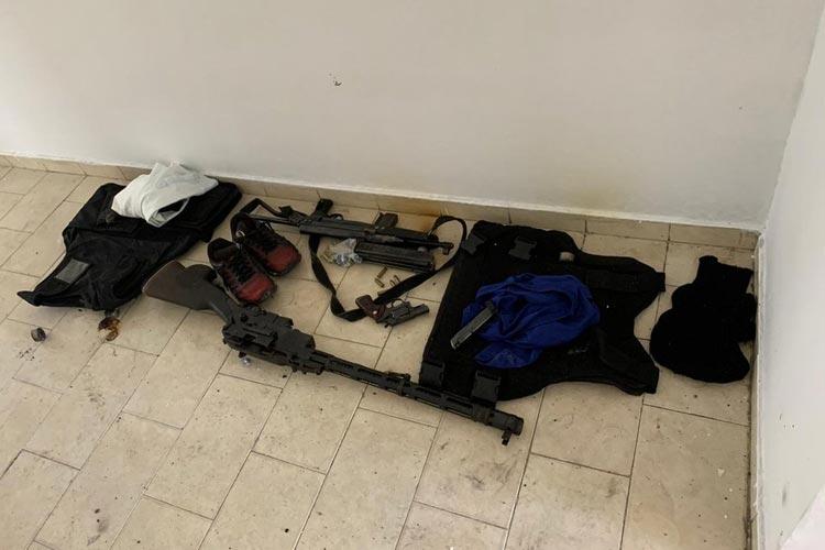 Operação da Polícia Federal de combate a assaltos a carros-fortes tem 11 presos