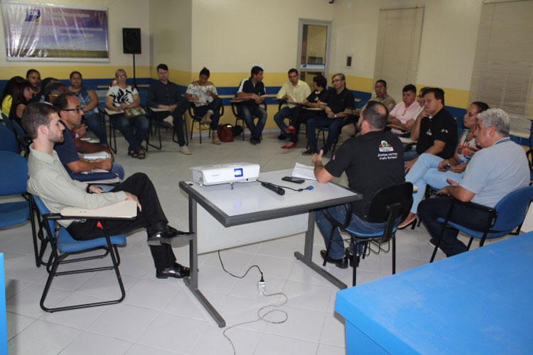 Com presença do Caps, Cras, Creas e Conselho Tutelar, Conseg aborda proteção infanto-juvenil em Brumado