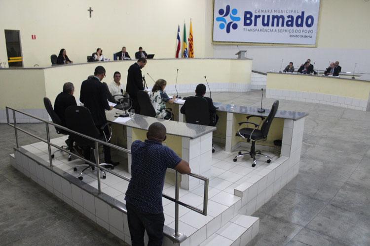 Brumado: Câmara aprova criação de agência reguladora dos serviços de abastecimento e esgoto