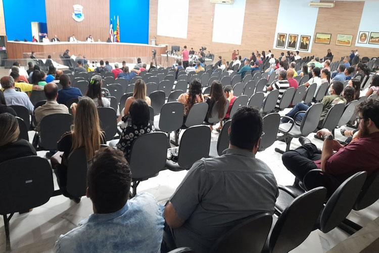Devido à antecipação do feriado, sessão legislativa de Brumado é transferida para quarta-feira (27)