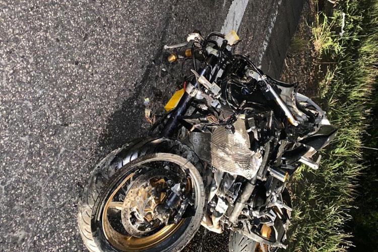 Vitória da Conquista: Major da PM morre após moto ser atingida por carro na BR-116