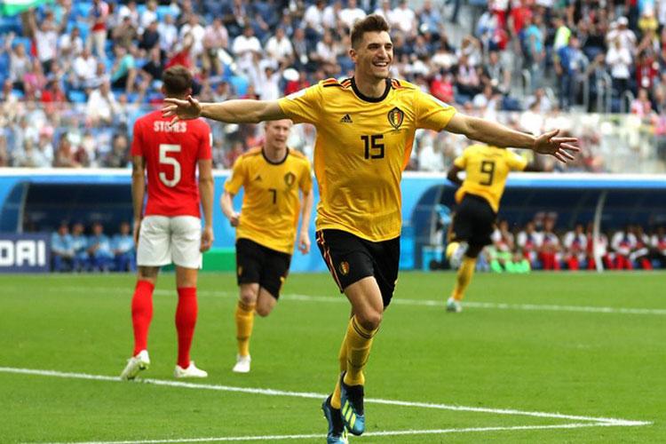 Bélgica impõe seu estilo de futebol sobre a Inglaterra e acaba Copa em 3º lugar