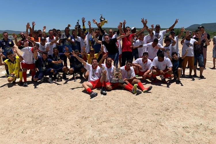 Brumado: Lagoa Funda leva o título do VI Campeonato de Futebol de Itaquaraí