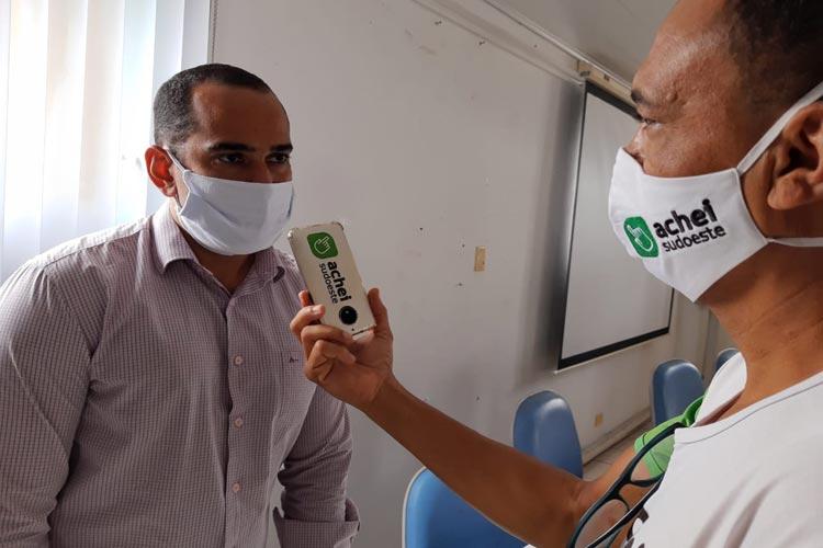 Brumado: Secretário esclarece que está fazendo uso criterioso dos testes rápidos para não desperdiçar material