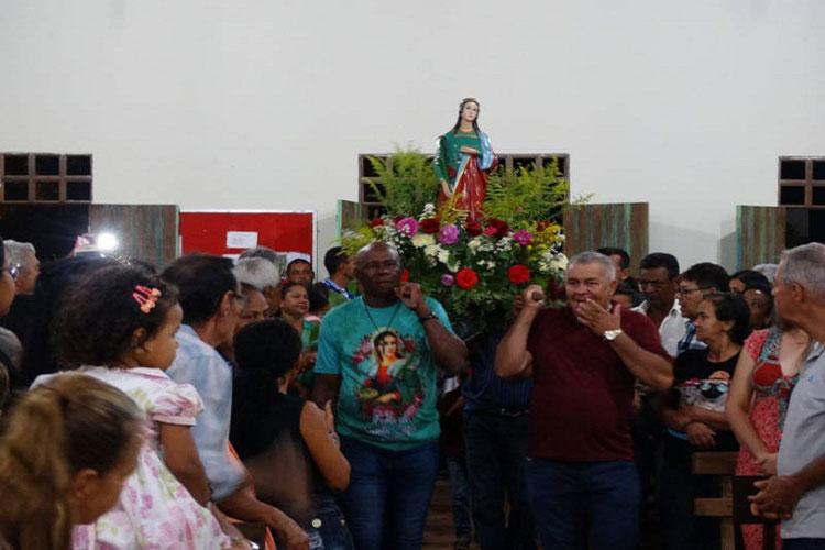 Brumado: Comunidade realiza festa em louvor à Santa Luzia