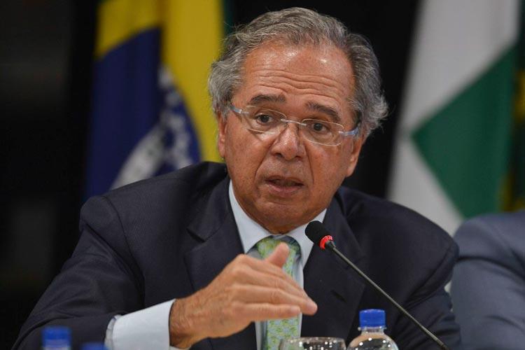 'Brasil caminha para upgrade', diz ministro Paulo Guedes sobre nota de crédito