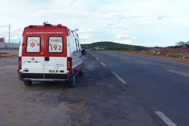 BR-030: Criança de sete anos é atropelada na Vila Presidente Vargas em Brumado