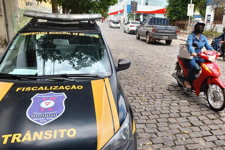 SMTT pede maior prudência para se evitar acidentes diante das restrições de atendimento no Hospital de Brumado