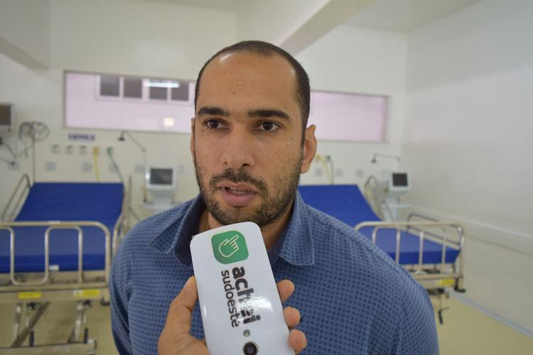 Brumado: UTI Covid não recebe novos pacientes até a transição para nova empresa ser finalizada, diz Cláudio Feres