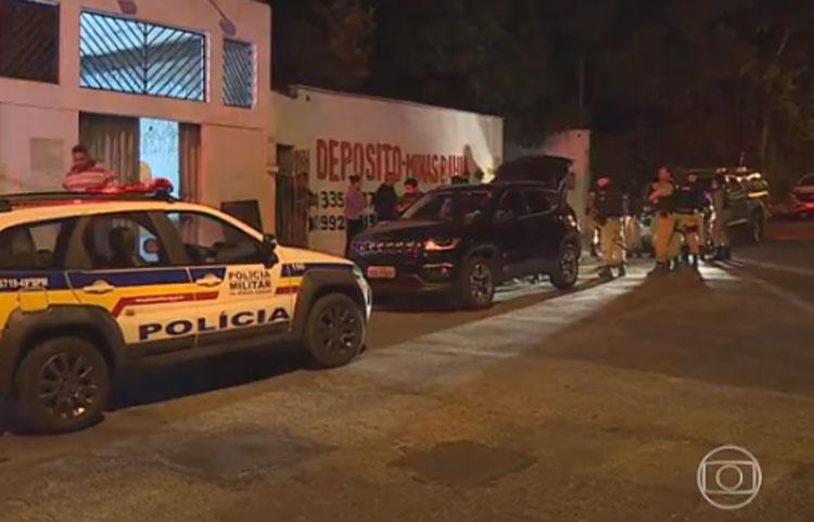 Homem leva arsenal a Belo Horizonte e tenta matar a ex-namorada