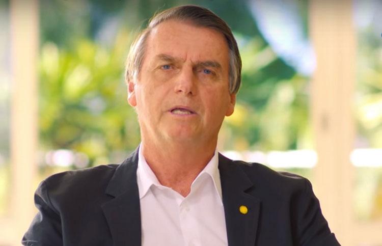 'Grande problema' do Brasil é a classe política, afirma Jair Bolsonaro