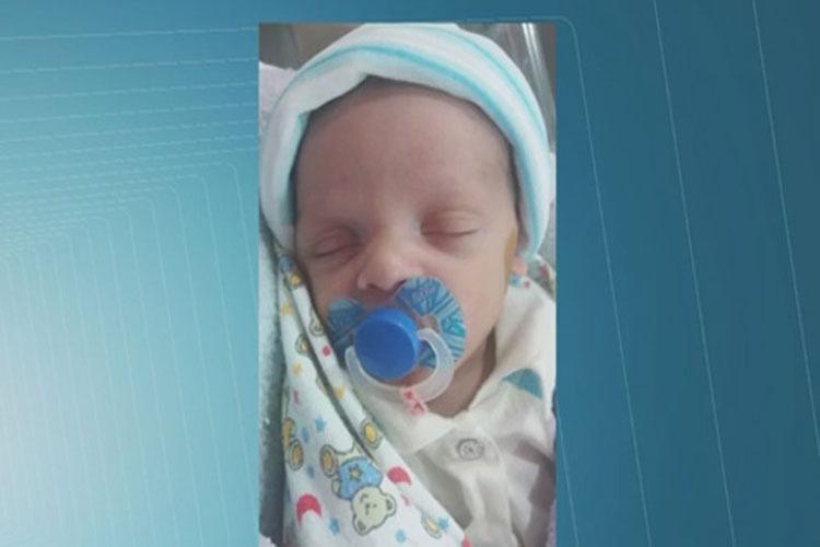 Livramento de Nossa Senhora: Bebê com problema cardíaco precisa ser transferido com urgência