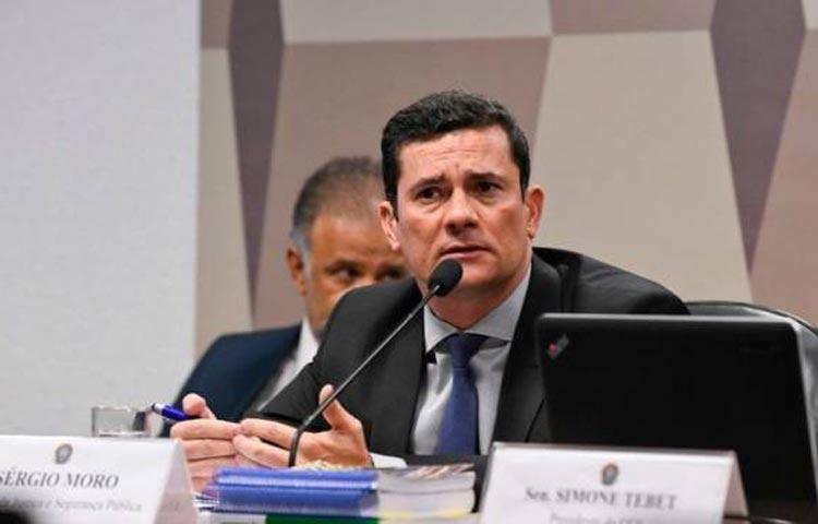 Sérgio Moro diz que debate sobre 2ª instância no Congresso não afronta STF