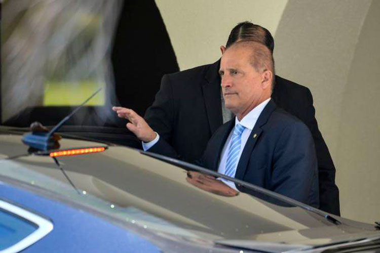'A CPMF morreu', diz ministro Onyx Lorenzoni