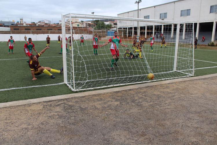Rondesp aplica goleada na 34ª CIPM nas semifinais do campeonato de futebol da PM da Bahia