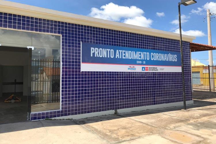UPA Covid de Brumado registra aumento de demanda em mais de 70%; são 100 atendimentos diários