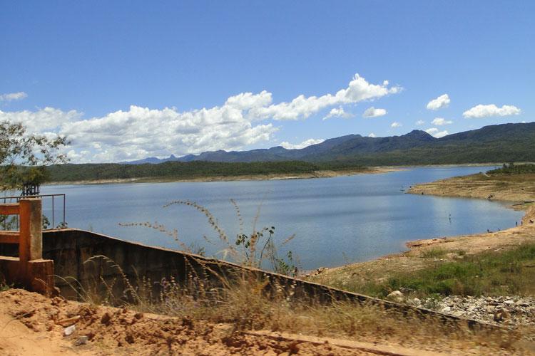 Rio de Contas: Barragem Luiz Vieira atinge 75% de sua capacidade com as últimas chuva na região