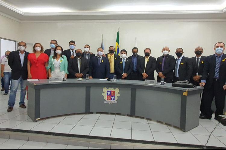 Câmara de Itapetinga elege novo presidente após morte de Léo Matos