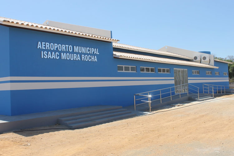Administradora do aeroporto de Guanambi diz que haverá voos regulares em breve