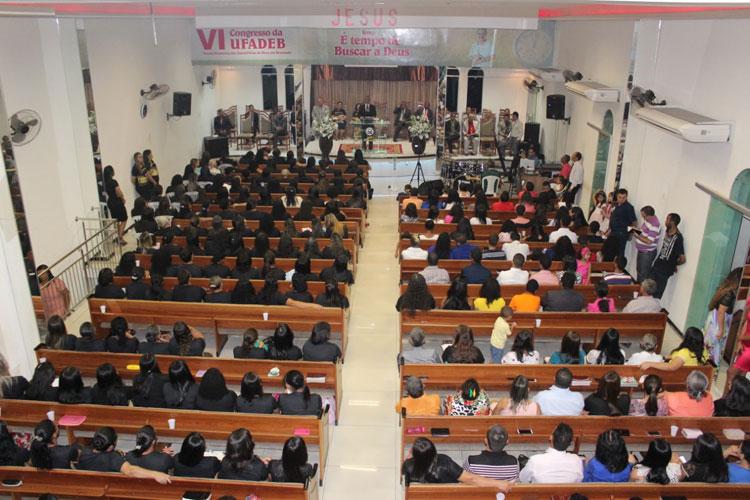 Assembleia de Deus celebrará jubileu de 60 anos de ministério em Brumado