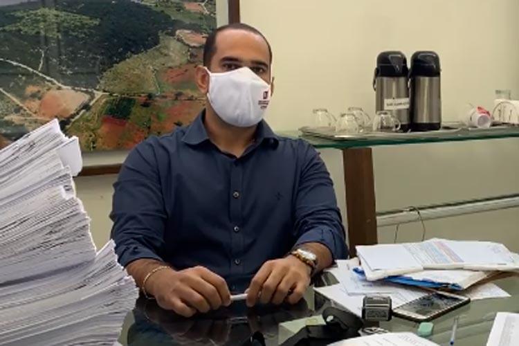 Brumado: Contra o lockdown, secretário de saúde cobra atenção sanitária aos consumidores e comerciantes