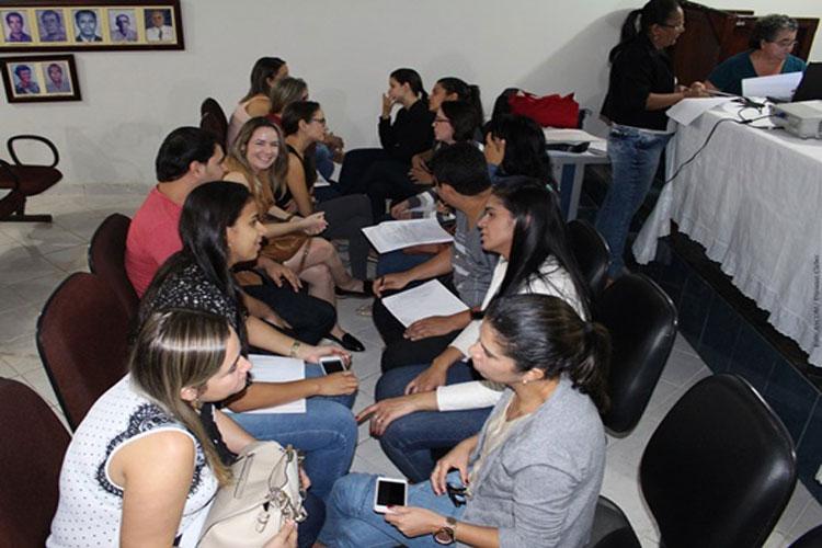 Secretaria Estadual de Saúde treina profissionais de Livramento, Rio de Contas e Dom Basílio