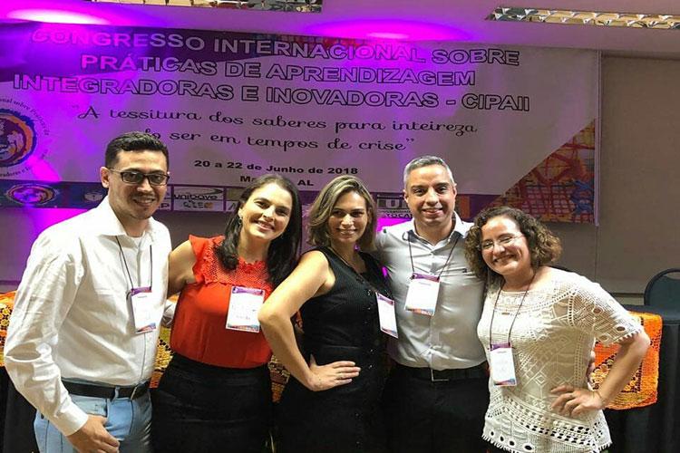 Brumado: Cejusc apresenta artigo em congresso nacional em Maceió