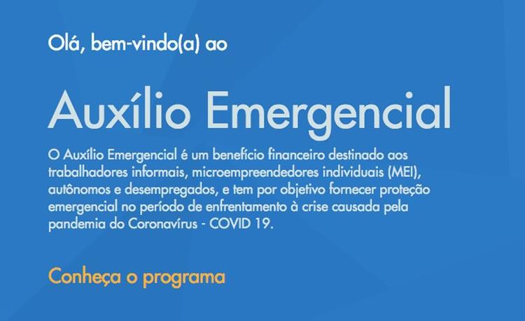 Caixa lança aplicativo e site para solicitação do auxílio de R$ 600