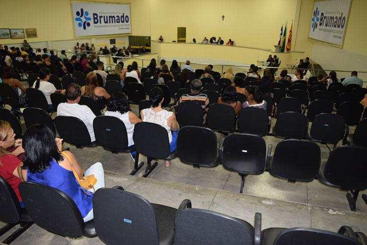 Câmara de Brumado retira projetos de lei do executivo da pauta legislativa