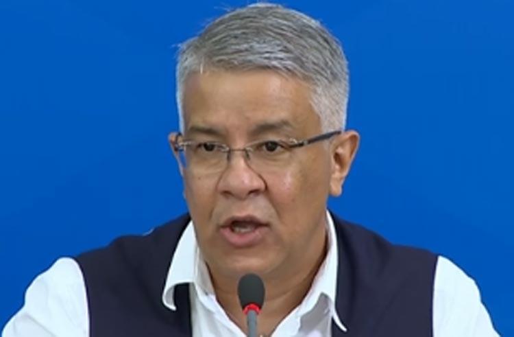 Ministério da Saúde propõe reduzir isolamento onde 50% do sistema tiver vagas