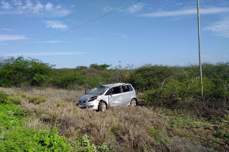 Brumado: Casal é atropelado e mulher morre na BR-030 próximo à entrada de Umburanas