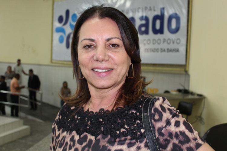 Vereadora Ilka Abreu agradece Executivo por atendimento de indicação na zona rural de Brumado