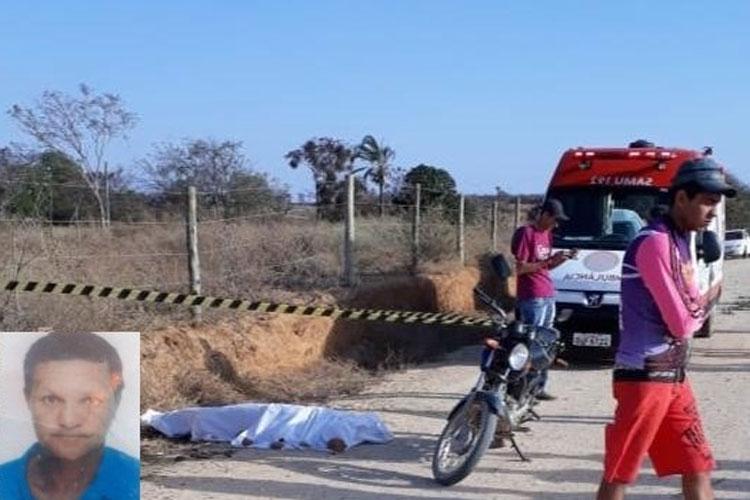 Servidor público morre após cair de motocicleta na zona rural de Caetité