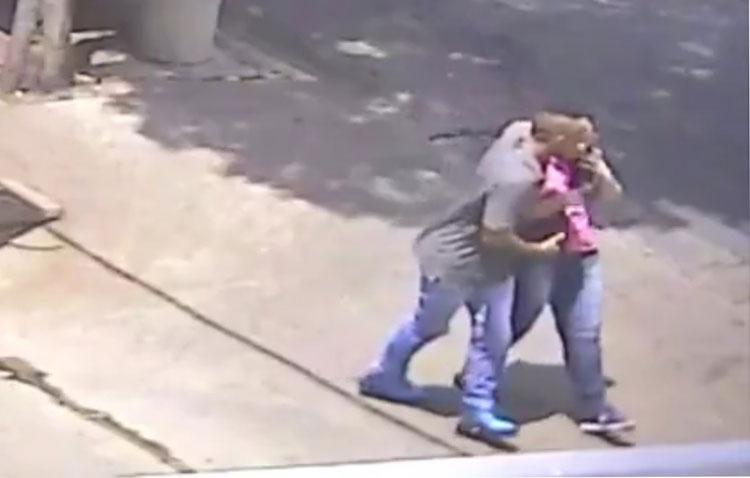 Mulher é sequestrada pelo ex-marido na porta do trabalho em São Paulo