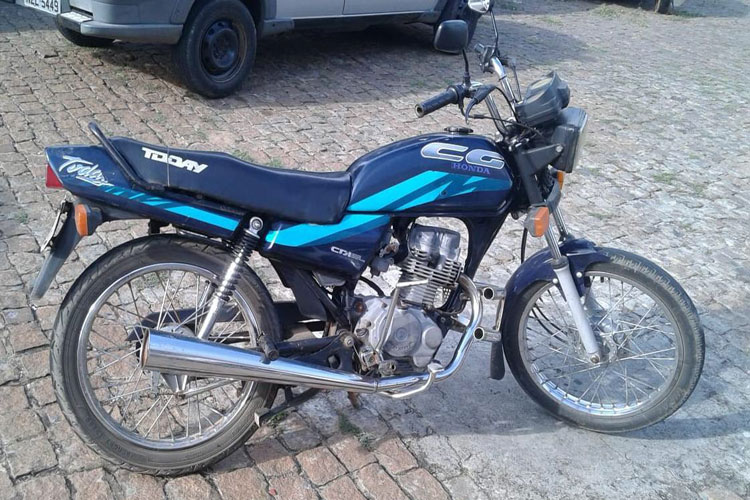 Caetité: Polícia apreende motocicletas furtadas e efetua prisões por tráfico de drogas