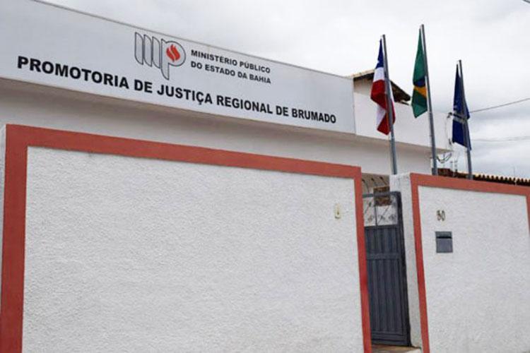 MP pede suspensão imediata de processo seletivo da prefeitura de Brumado