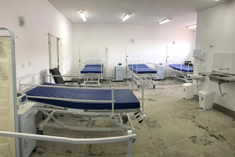 Secretaria da Saúde da Bahia alerta para crescimento da fila de espera por novos leitos de Covid-19