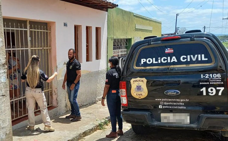 Operação de combate à violência contra a mulher termina com mais de 300 pessoas presas na Bahia