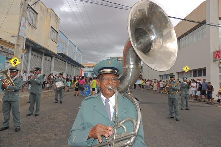 Morre aos 90 anos João Nunes, músico há quatro décadas na Lira Ceciliana Brumadense