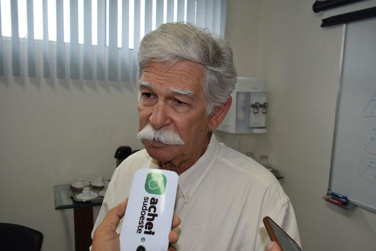 Prefeito diz que deputados votados em Brumado são como 'aves de rapina'