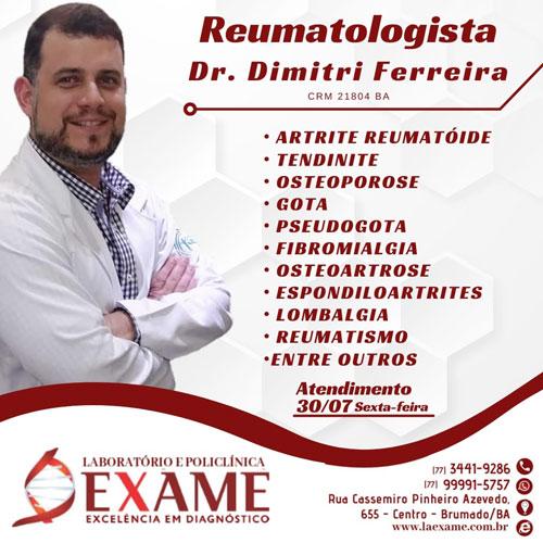 Clínica Exame: Quando devo ir em um reumatologista e o que faz essa especialidade?
