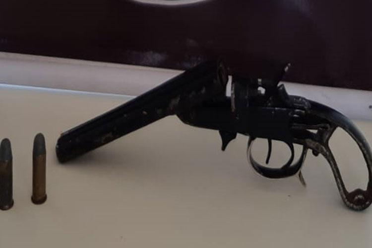 Caetité: Polícia apreende indivíduo suspeito de roubar brumadense na BR-122