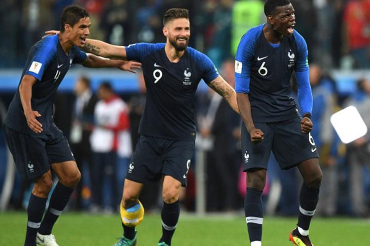 França bate Bélgica e espera Inglaterra ou Croácia na decisão da Copa do Mundo  2018 d2b49a0ea7289