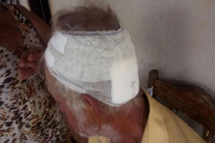 Homem é detido após atentado contra idoso em Dom Basílio